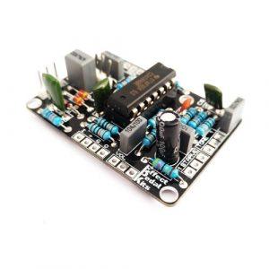 UBE Screamer overdrive effect pedal kit (TubeScreamer Based)