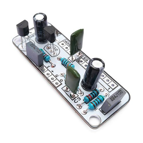Furry Elephant Fuzz effect pedal Kit (Woolly Mammoth)