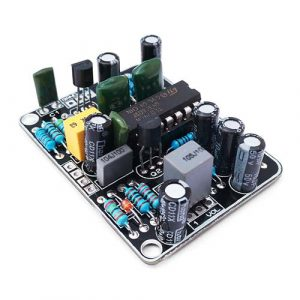 Harmonic Energizer frequency booster effect pedal kit
