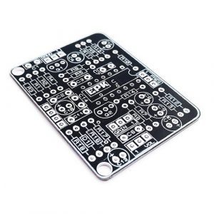 Harmonic Energizer frequency booster PCB