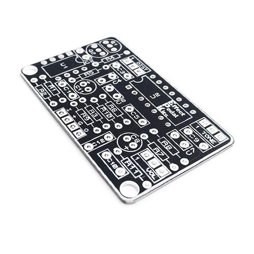 Stoning Distortion DIY PCB (Mad Professor™ Stone Grey Distortion)