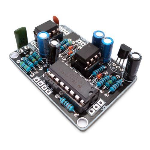 Supreme Compressor effect pedal kit