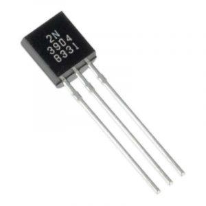2n3904 bipolar bjt transistor