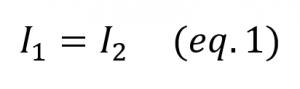 non inverting opamp amplifier kirchoff analysis