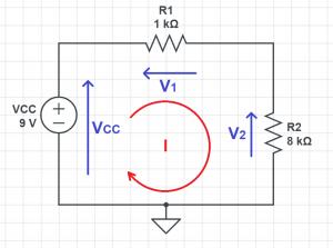 basic concepts series resistors power consumed