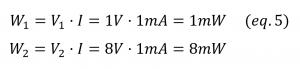 electric power consumed series resistors circuit 2