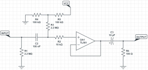 blog opamp buffer schematic